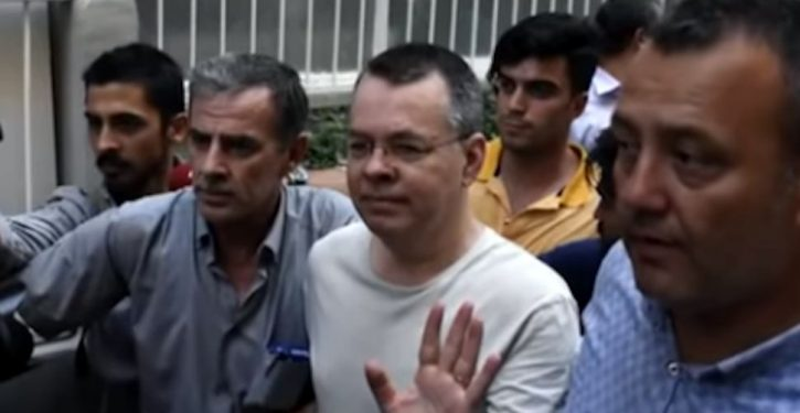 Turkey releases American pastor on time served, right after court convicts him