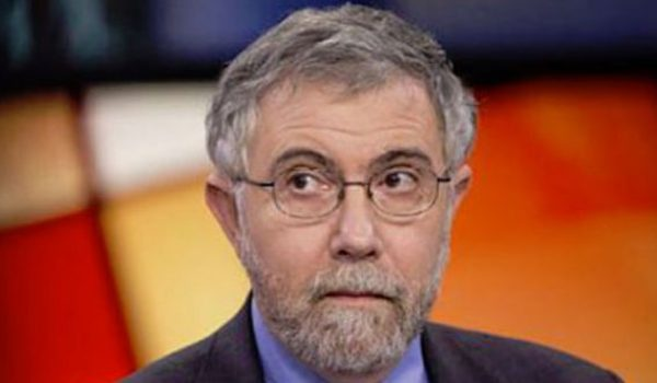 Paul Krugman: If you're not terrified that Trump might be re-elected, you're not paying attention by LU Staff