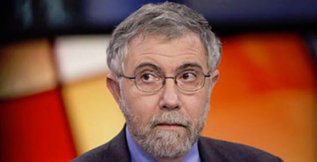 Paul Krugman: Always wrong, never in doubt