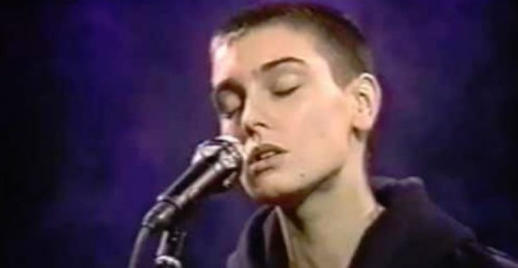 New Muslim convert Sinéad O'Connor says white people 'are disgusting,' rips Trump