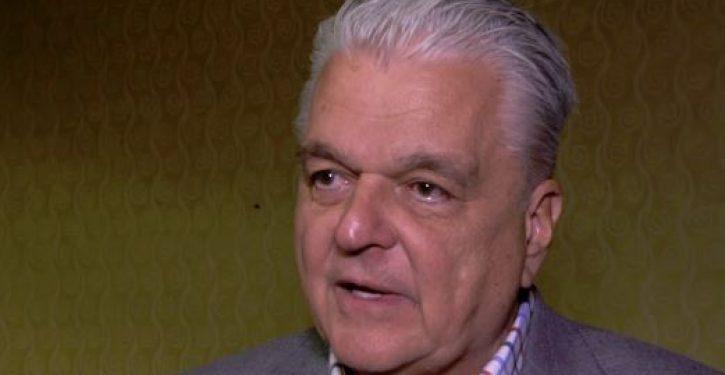 Nevada Dem gubernatorial candidate alleged to have battered ex-wife, treated her 'like prisoner'