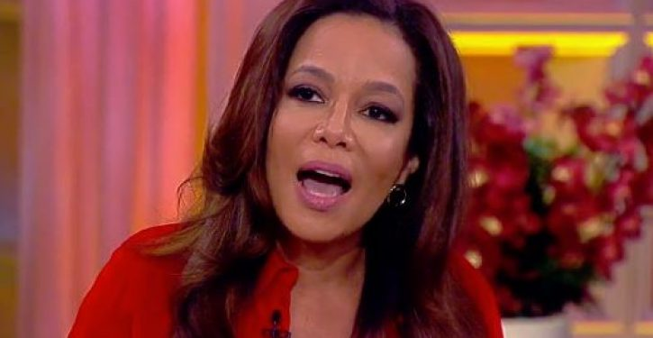 ABC legal analyst Sunny Hostin argues against due process: 'A woman's word is enough!'