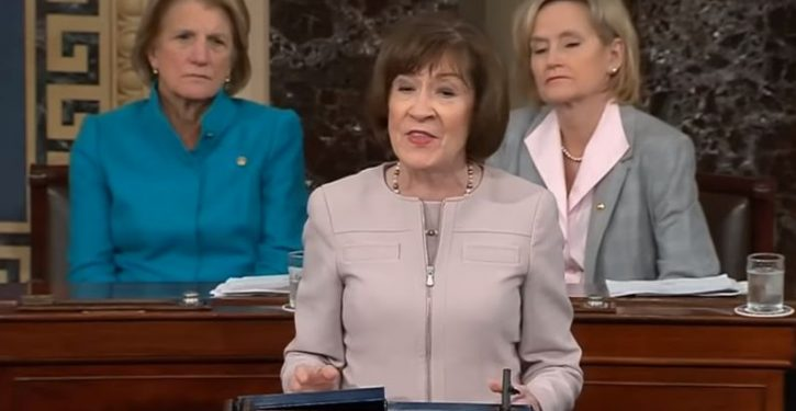 Police investigating 'suspicious letter' found at Sen. Susan Collins's home