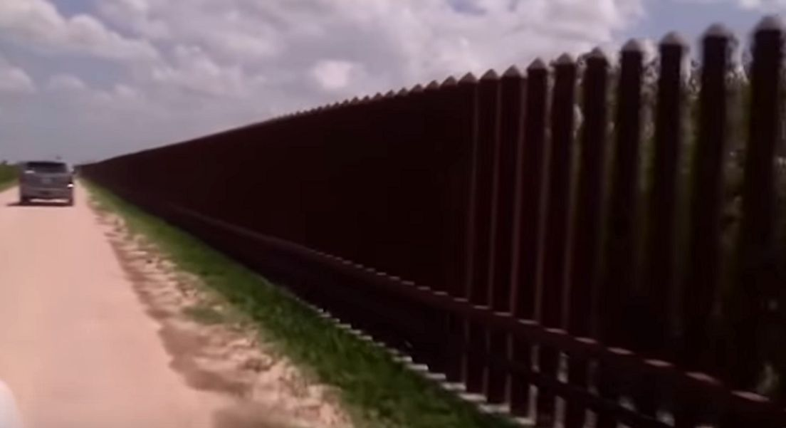 Environmental group and 3 Texas homeowners sue over border wall plans
