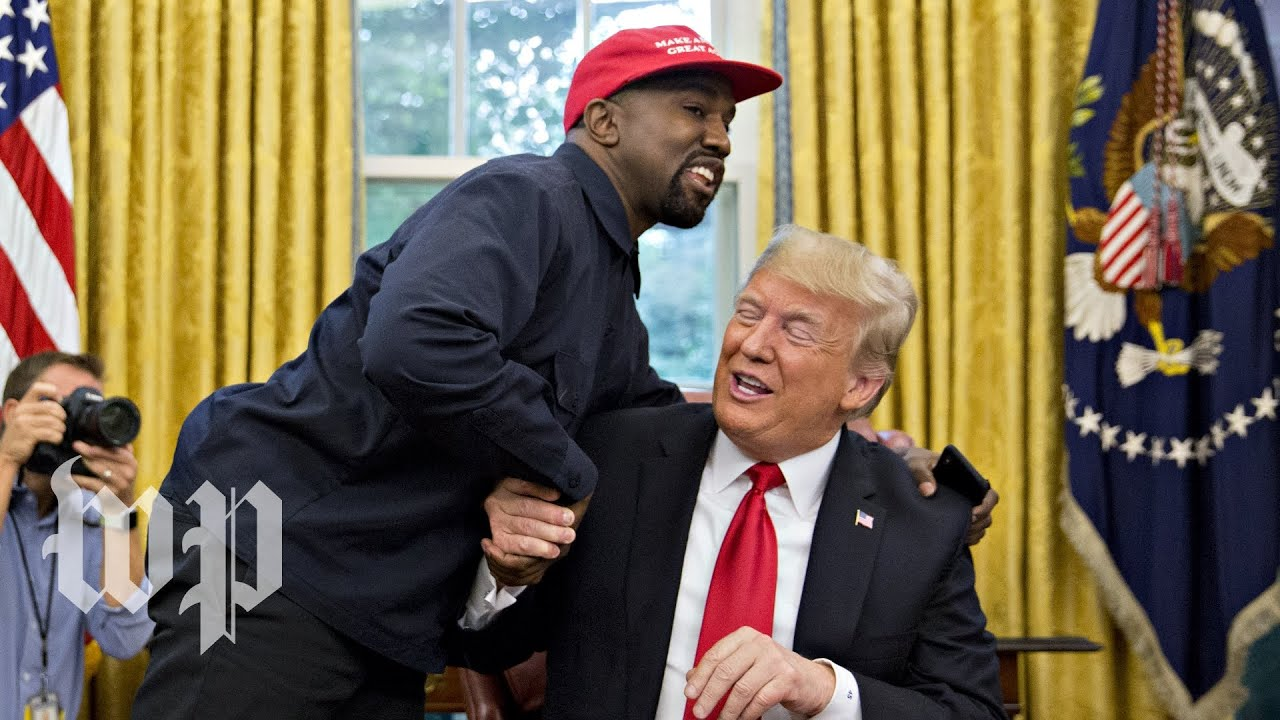 Hat in the ring: Kanye West announces run for president in 2020