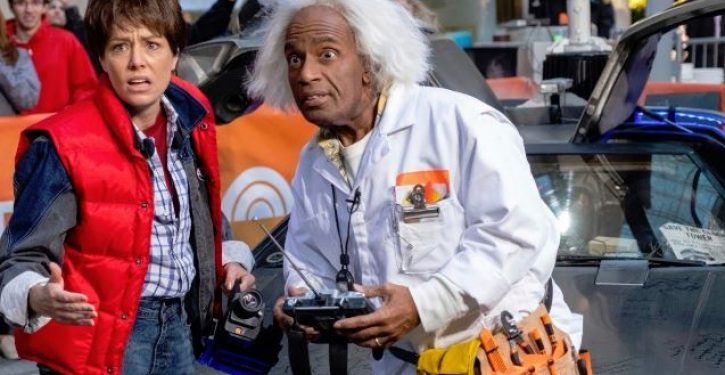 'Today' show's Al Roker dresses as white character for Halloween; NBC evidently has no problem