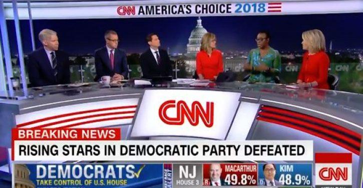 CNN panelist claims Gillum and Abrams losses show country is still racist; what is she missing?