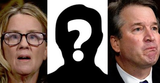 Bombshell: Man says he had encounter with Christine Ford just like the one she describes by LU Staff