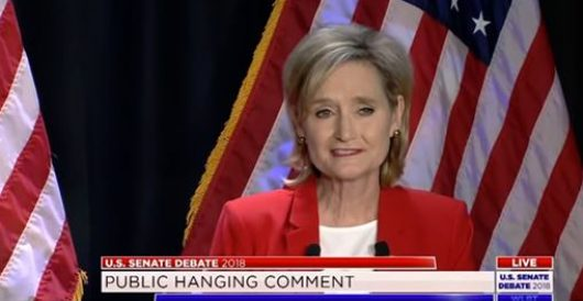 Cindy Hyde-Smith clears the air on 'public hanging' comment by LU Staff