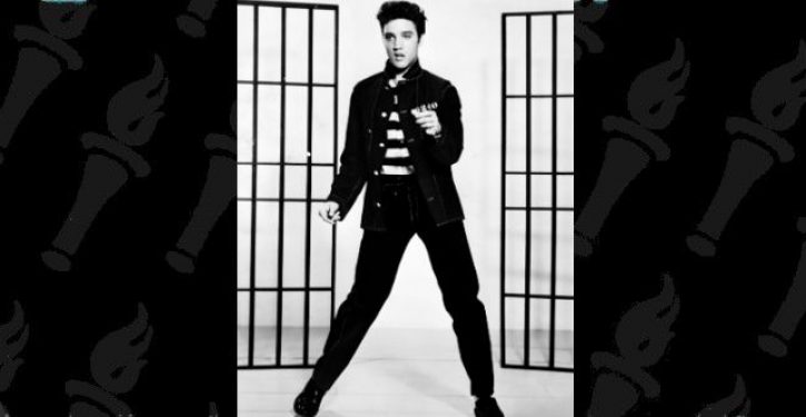 Elvis wasn't racist. Neither is giving him the Presidential Medal of Freedom