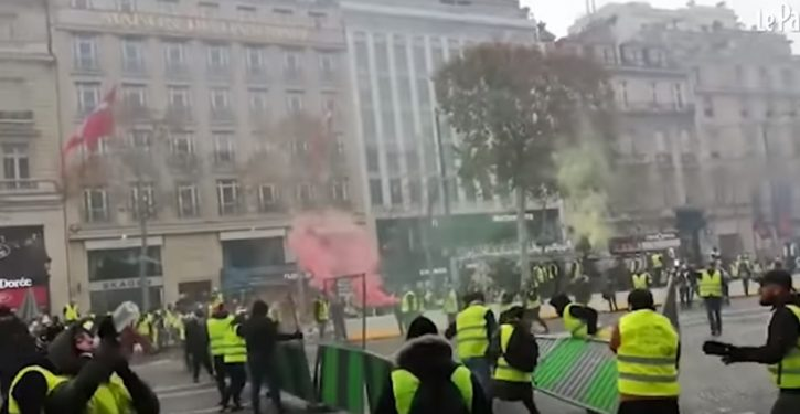 France to deploy 89,000 security force troops to counter planned Saturday protest