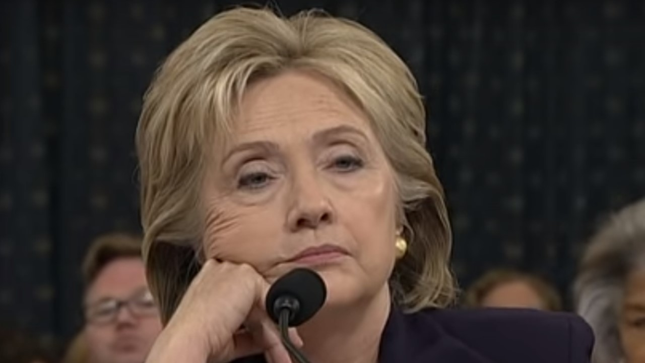 Even MORE classified info found in 756 pages of emails Hillary tried to destroy