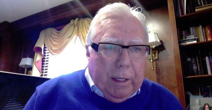 Jerome Corsi, Roger Stone associate, in plea talks with Mueller