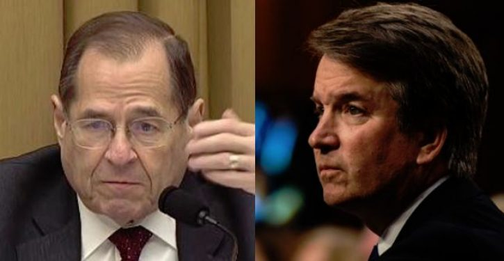 Poll: Majority of likely voters say House Dems should not try to impeach Kavanaugh