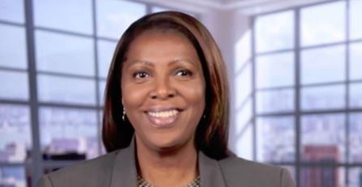 Watch first black female AG of New York make profane threat against Trump