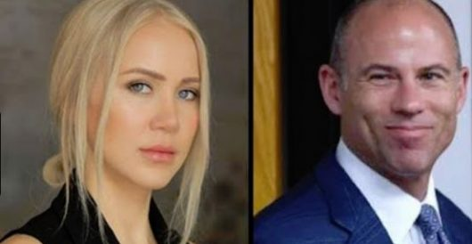 Woman who accused Michael Avenatti of Nov. 13 attack says he was violent before that by Jeff Dunetz