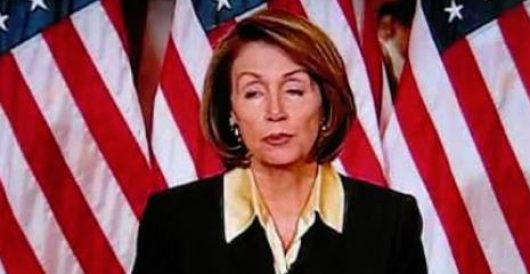 Poll: Pelosi is biggest loser from shutdown by Rusty Weiss
