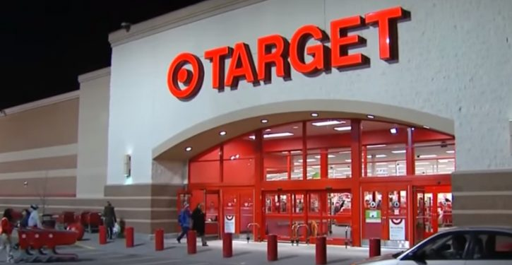 Target, tech stocks lead Dow plunge of over 550 on Tuesday