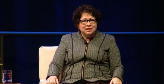 Justice Sotomayor mispronounces Kamala's name during swearing-in by LU Staff