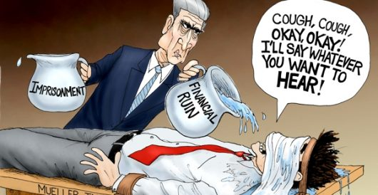 Cartoon of the Day: Drip, drip, drip by A. F. Branco