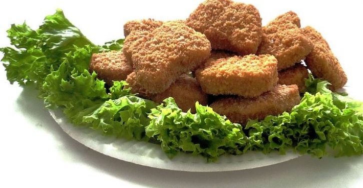 Chicken nuggets lab-grown from feathers to go on sale by end of year