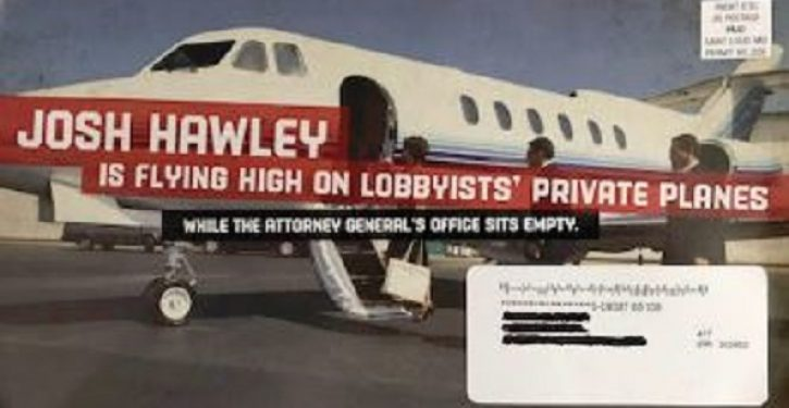 Shady liberal group deploys illegal mailers to undermine GOP candidates in crucial Senate races