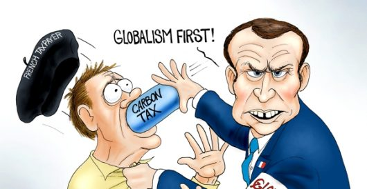 Cartoon of the Day: Poison pill by A. F. Branco