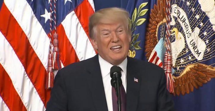 Trump begins courting Democrats