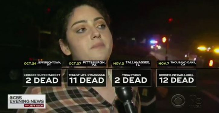 Here we go again: CBS, NBC push another bogus mass shooting statistic