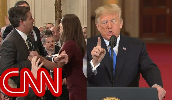 Judge: CNN's Acosta gets press pass back; underlying 1st Amendment issue not ruled on by J.E. Dyer