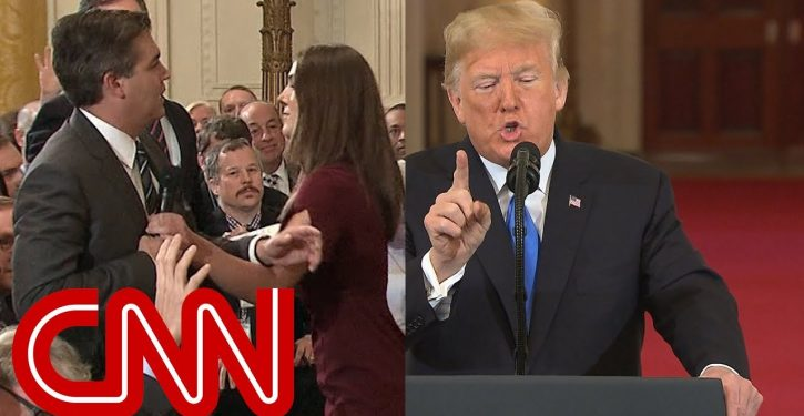 BREAKING: White House reinstates Acosta's press pass; CNN to drop lawsuit