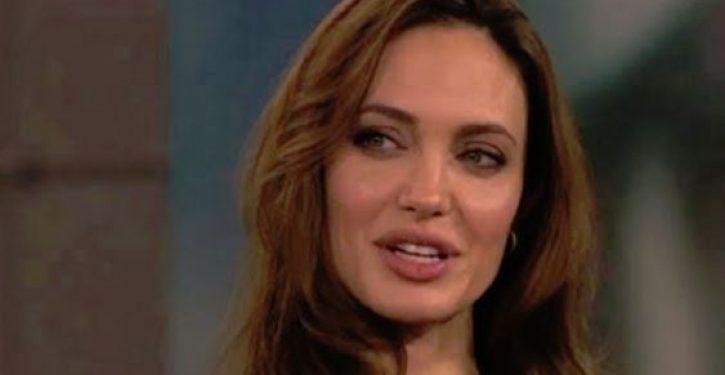 Angelina Jolie for president in 2020? 'I'll go where I'm needed'