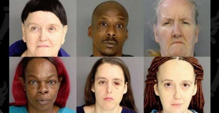Sick: 6 people repeatedly beat, poured scalding water on boy, 3, at New Jersey house