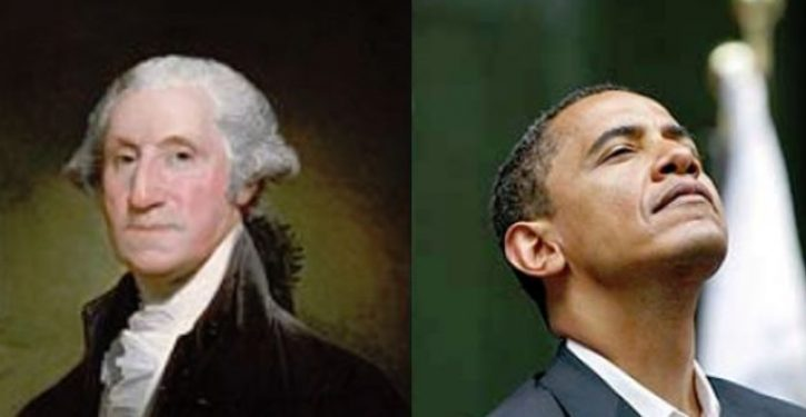 Poll: Millennials say Barack Obama had greater impact on America than George Washington