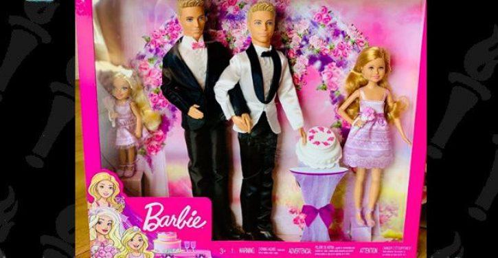 Mattel contemplates production of same-sex Barbie wedding set