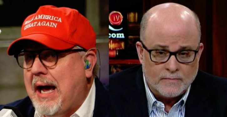 Glenn Beck and Mark Levin join forces to create conservative media powerhouse