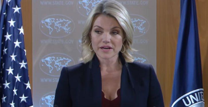 Heather Nauert withdraws from consideration for UN ambassador