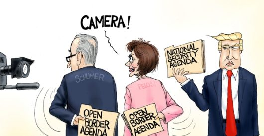 Cartoon of the Day: Hidden agenda by A. F. Branco