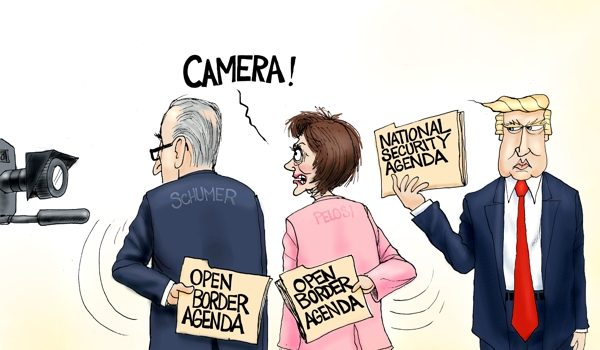 Cartoon of the Day: Hidden agenda by A. F. Branco