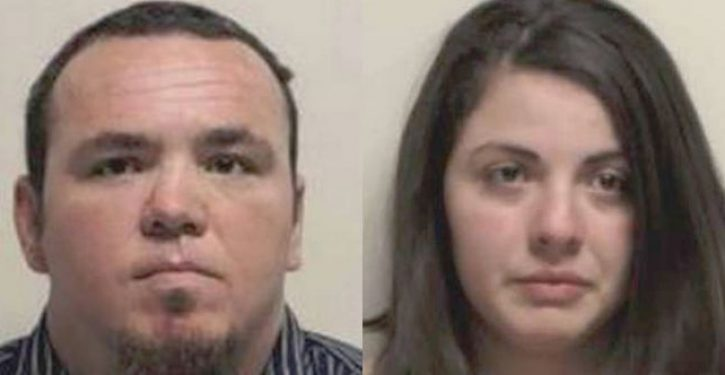 Father and step-mother of 9-year-old girl accused of waterboarding her