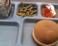 On Michelle Obama's birthday, Trump admin announces modified school lunch standards