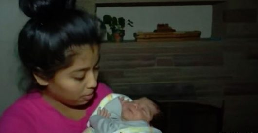 Honduran woman who scaled border wall to give birth in U.S. complains she was treated like criminal by Howard Portnoy
