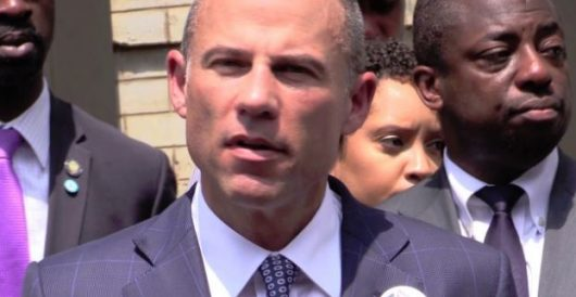 Michael Avenatti says his 2020 chances have improved since his arrest by Daily Caller News Foundation