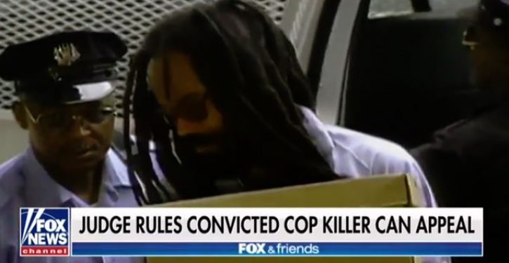 Cop-killer Mumia Abu-Jamal granted appeal, spurring outrage from widow of slain officer