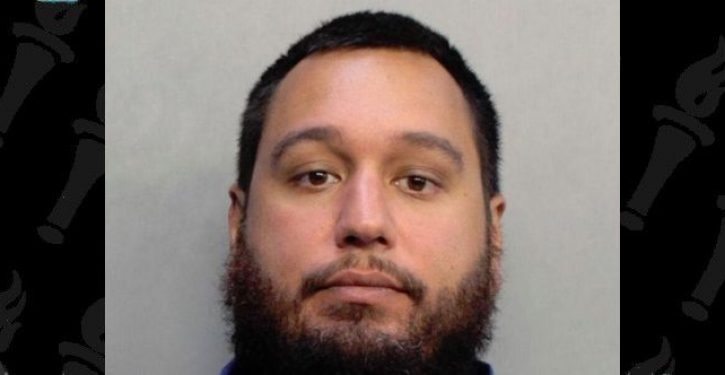 Florida man charged with hate crime toward Jews, knocked over a menorah