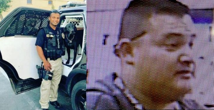 Seriously? Almost every CA politician ignored story of slain officer killed by an illegal alien