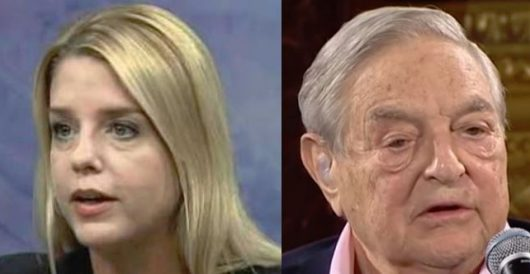 Soros group gave $500K to activists who accosted Fla. AG Pam Bondi at movie theater by Daily Caller News Foundation