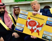 Why Trump is right to stand by Saudi Arabia