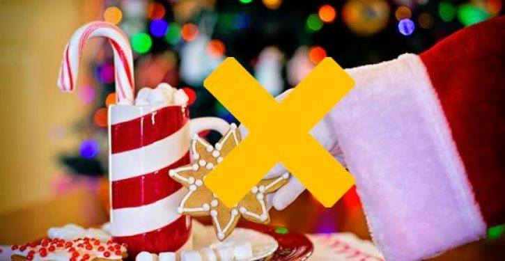23 shopping days till Christmas: Let the Santa Claus denials, liberal protests begin