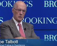 Court docs: Steele also passed dossier info to Clinton crony Strobe Talbott